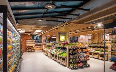Carrefour Market Charonne à Paris