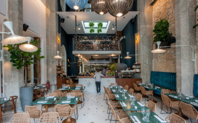 Le Daroco restaurant à Paris