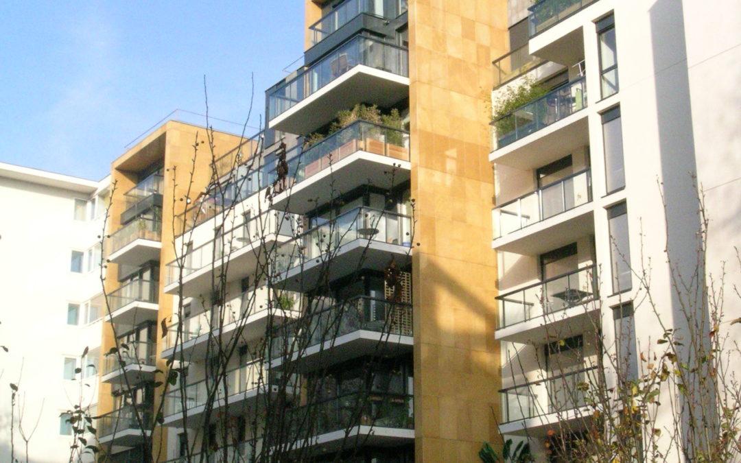 Immeuble de logement à Paris