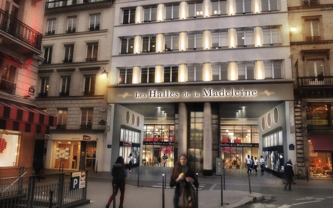 Carrefour Madeleine